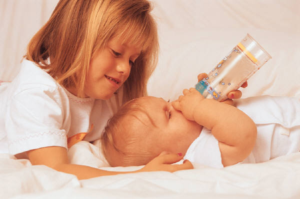 Babies & Preschooler are us.